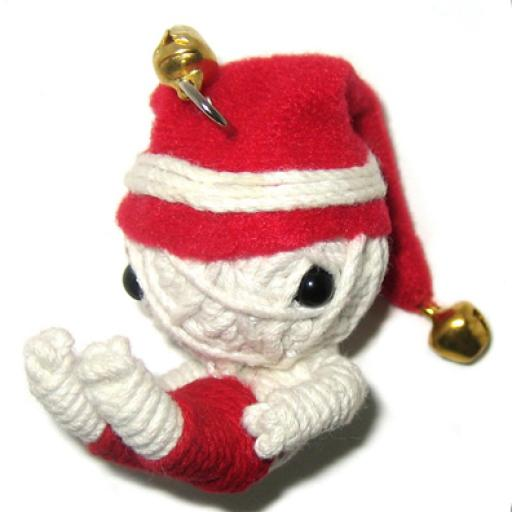 LITTLE ELF Voodoodoll