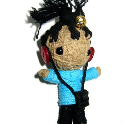 MUSIC BOY Voodoodoll