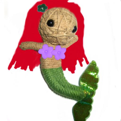 THE LITTLE MERMAID Voodoodoll [0]