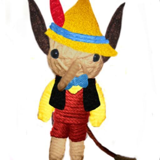 PINOCCHIO Voodoodoll [0]
