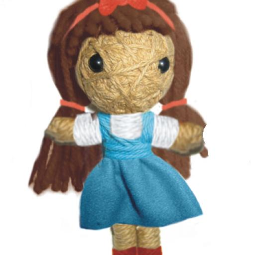 THE WIZARD OF OZ Voodoodoll [0]