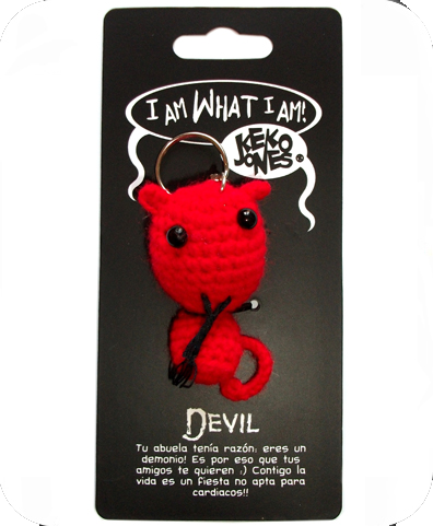 DEVIL Kekojones