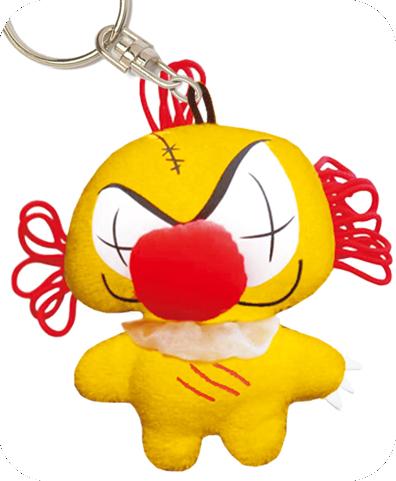 ACID CHARLIE key chain