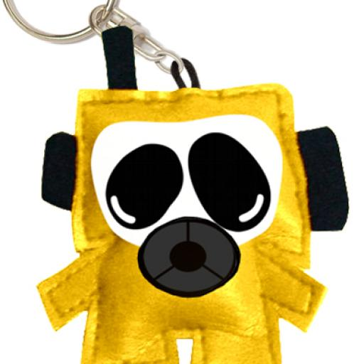 ATOMICBOT key chain