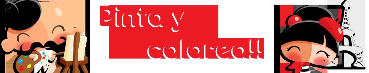 Nueva sección: Pinta y colorea!!