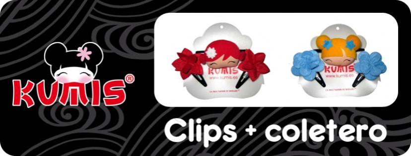 Clip + coletero