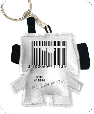 CODEBOT key chain