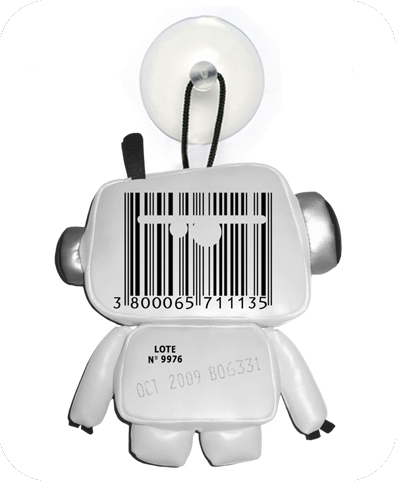 CODEBOT Suction cup