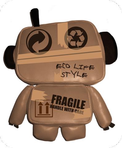 ECOBOT big doll