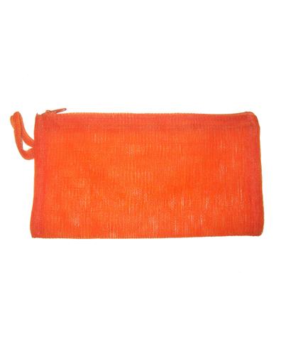 Estuche rectangular naranja