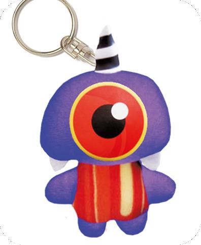MYOPHIC key chain