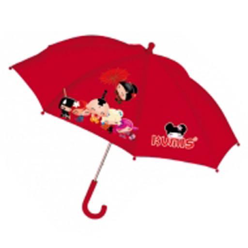 Paraguas rojo 98cm KS