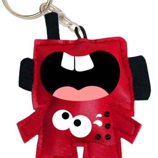 SCREAMBOT key chain