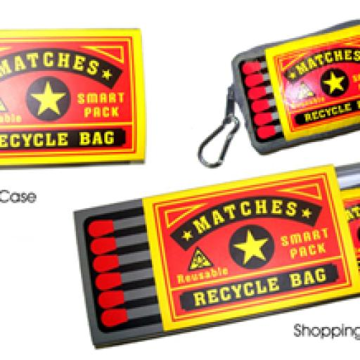 Matches Recycled Bag [1]