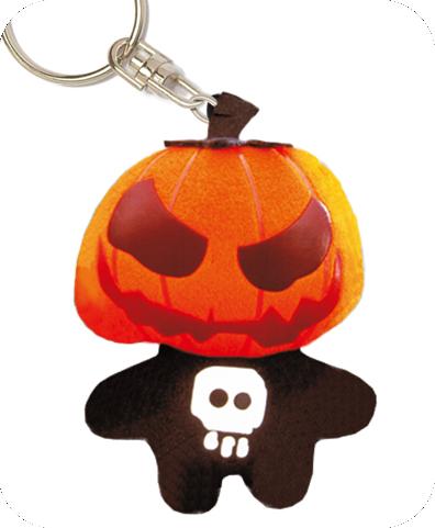SKA PUMPKIN key chain