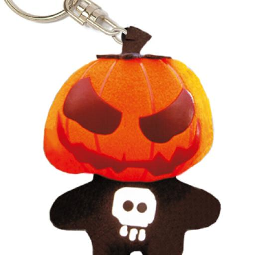 SKA PUMPKIN key chain