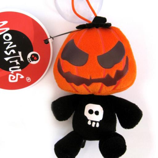 SKA PUMPKIN suction cup
