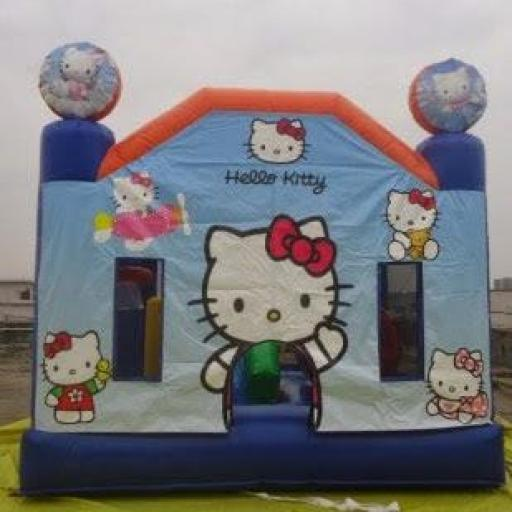Hello Kitty 4x5 metros