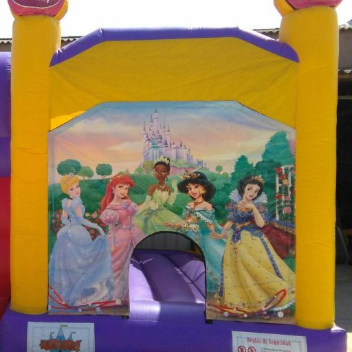 Castillo 7*4'5 princesas