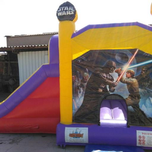 Castillo 7*4'5 Star wars