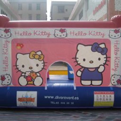 Hello Kitty 4x3 metros [0]