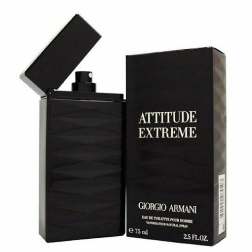 ARMANI ATTITUDE EXTREME EDT 75ML