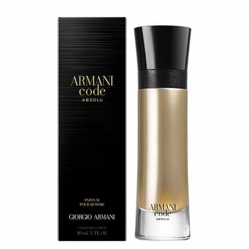 ARMANI CODE ABSOLU POUR HOMME EDP 60ML