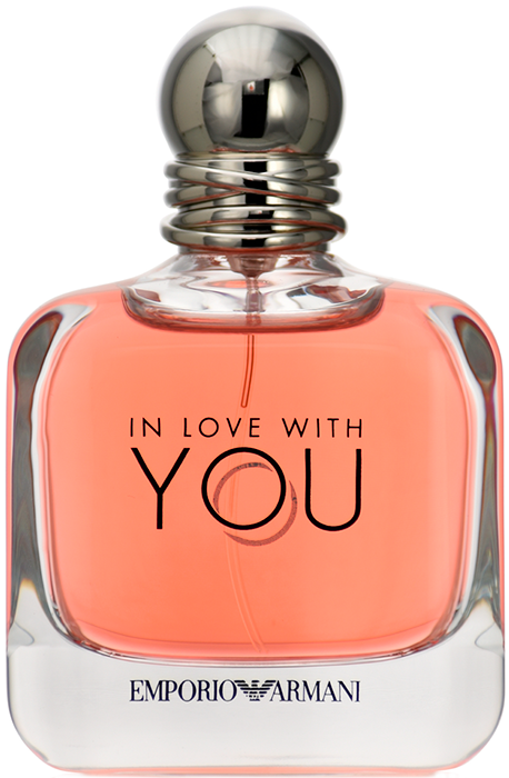 ARMANI IN LOVE WITH YOU EDP 100ML TESTER