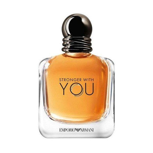 ARMANI STRONGER WHIT YOU EDT 100ML TESTER