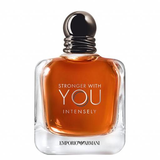 ARMANI STRONGER WITH YOU INTENSELY EDP 100ML TESTER