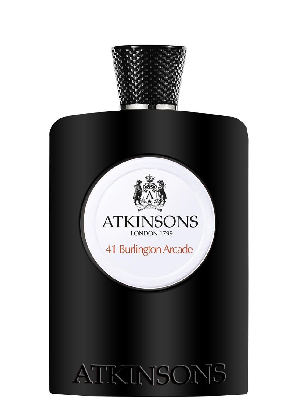 ATKINSONS 41 BURLINGTON ARCADE EDP 100ML TESTER