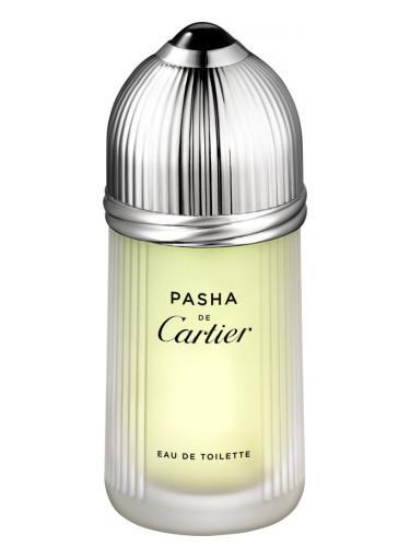 CARTIER PASHA EDT 100ML TESTER