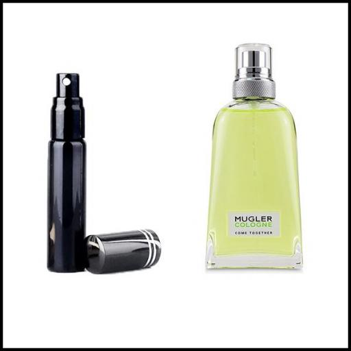 DECANT MUGLER COLOGNE COME TOGETHER 10ML