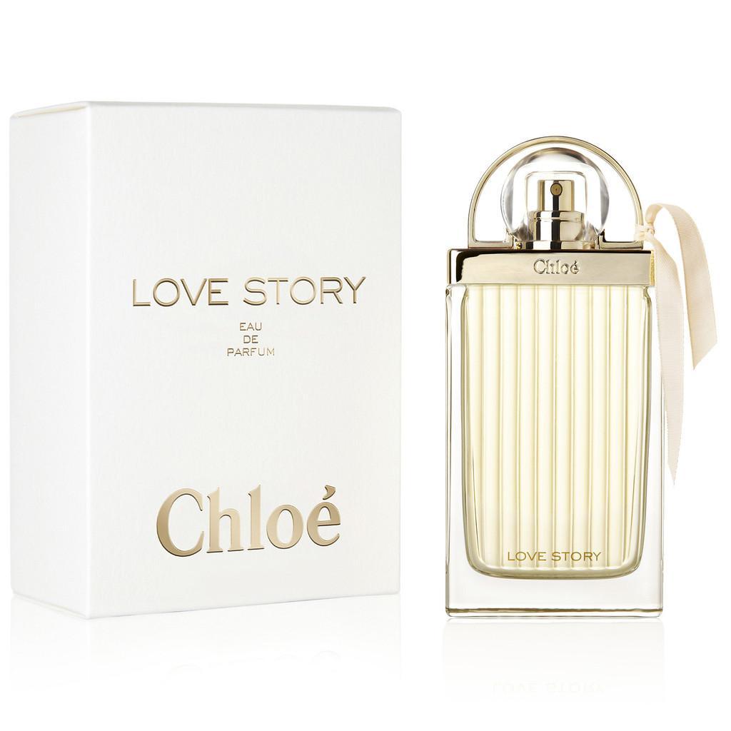 CHLOE LOVE STORY EDP 75ML TESTER