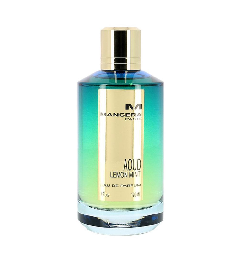 MANCERA AOUD LEMON MINT EDP 120ML TESTER