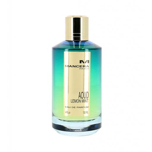 MANCERA AOUD LEMON MINT EDP 120ML TESTER [0]
