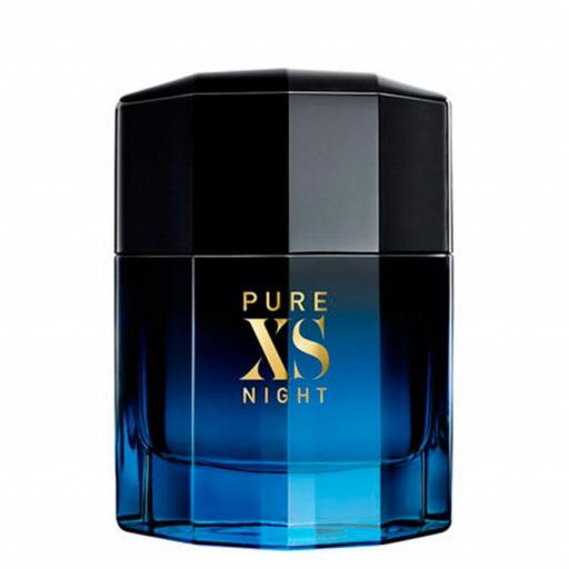 PACO RABANNE  XS PURE NIGHT EDP 100ML TESTER