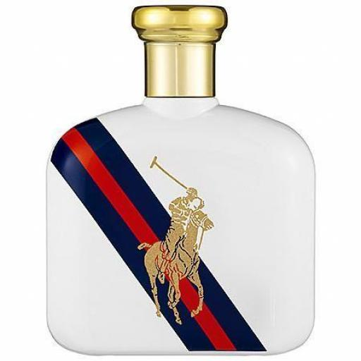 RALPH LAURENT POLO BLUE SPORT EDT 125ML TESTER