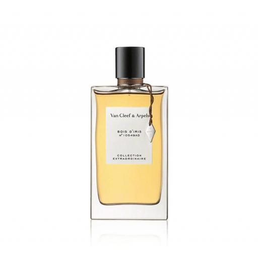 VAN CLEEF & ARPELS COLLECTION EXTRAORDINAIRE BOIS D´IRIS  EDP 75ML TESTER