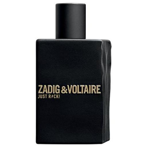 ZADIG & VOLTAIRE JUST ROCK FOR HIM EDT 100ML TESTER