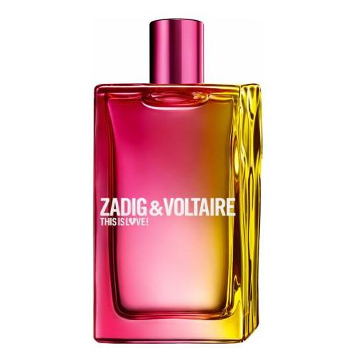 ZADIG & VOLTAIRE THIS IS LOVE FOR HER EDP 100ML TESTER