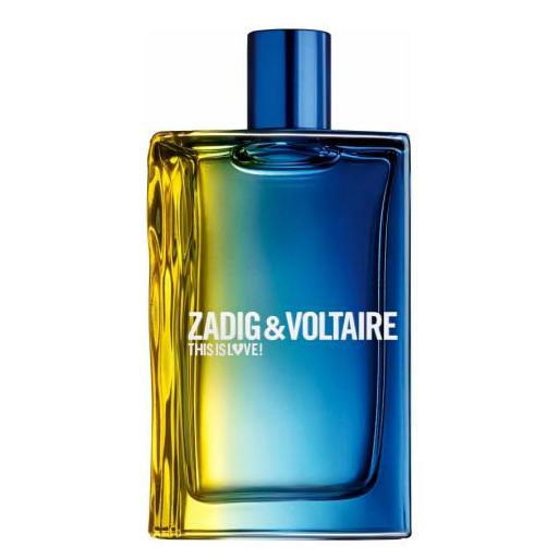 ZADIG & VOLTAIRE THIS IS LOVE FOR HIM EDT 100ML TESTER