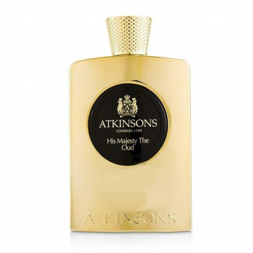 ATKINSONS HIS MAJESTY THE OUD EDP 100ML TESTER