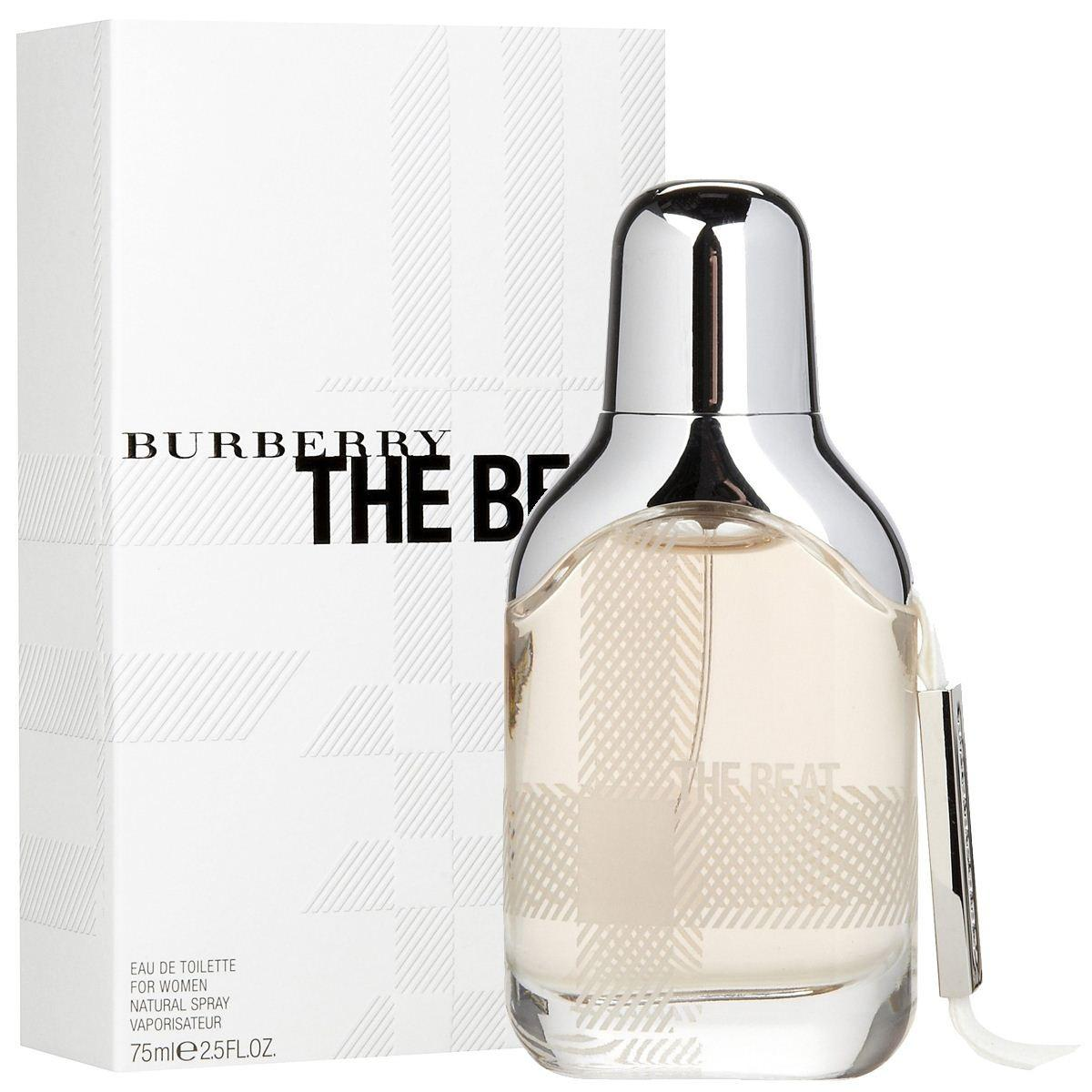 BURBERRY THE BEAT WOMAN EDT 75ML TESTER