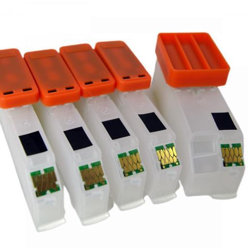 T33XL Cartuchos RECARGABLES con CHIP ARC compatible con  serie 33 y 33XL. (No original  Epson) [3]