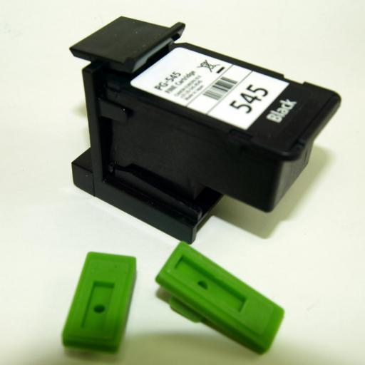 CANON CL-545BK y CL-546 Tri-Col. KIT de tintas para su recarga [3]