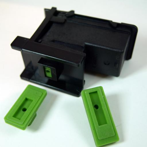 KIT para recargar cartuchos CANON CL-510BK  y CL-513 Col. [3]