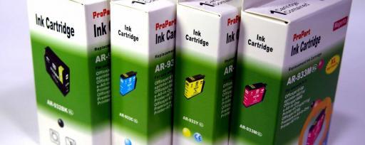 Cartuchos COMPATIBLES para HP