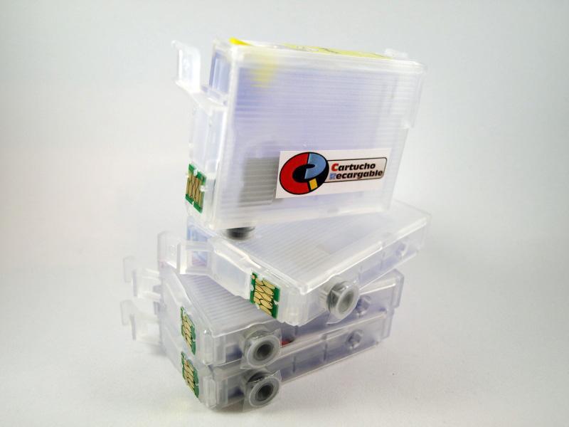 T29XL CARTUCHOS RECARGABLES con Chip ARC