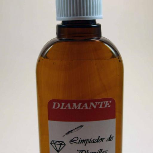 Liquido Limpiador de Tinta para Pluma estilográfica y plumillas - Diamante [1]